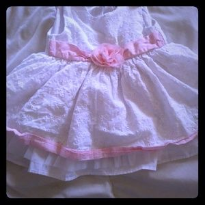 Girls dress 3/6 months